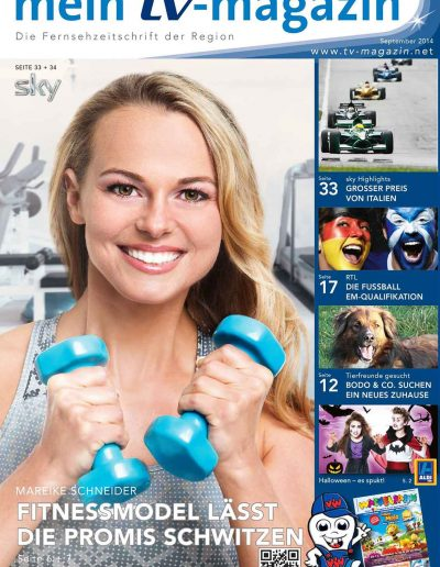 Mein TV-Magazin September 2014